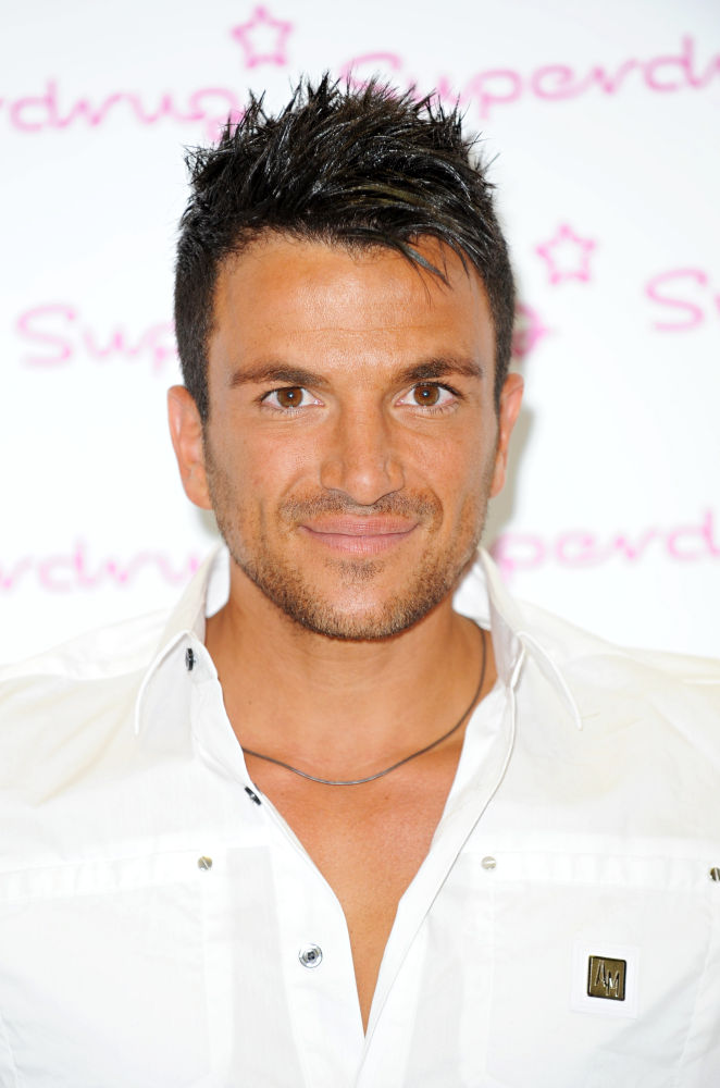Peter Andre Cool Hairstyle  Men Hairstyles  Short Long