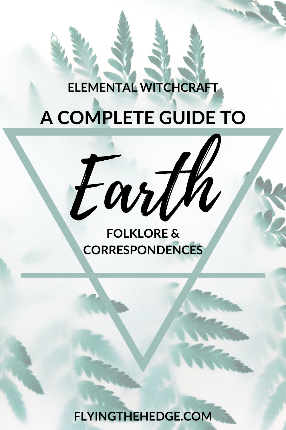 earth magic, witchcraft, earth witch, earth folklore, earth correspondences, elemental magic