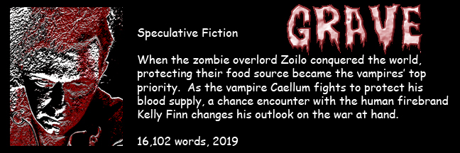 Banner Link for Gori Suture's horror short story Grave