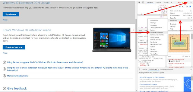 Download Windows 10 direct links