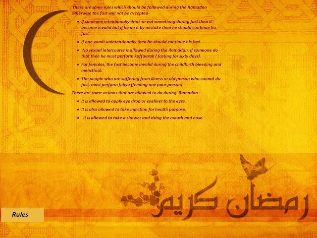 top-ramadan-rules