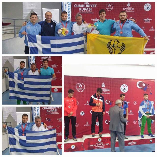 Σήκωσαν την Ελληνική και Ποντιακή σημαία μέσα στην Τουρκία την 28η Οκτωβρίου!