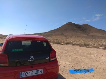 Fuerteventura car hire tips