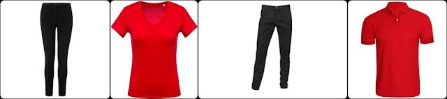siyah-pantolon-ustune-ne-giyilir-kirmizi-tisort-bayan-ve-erkek