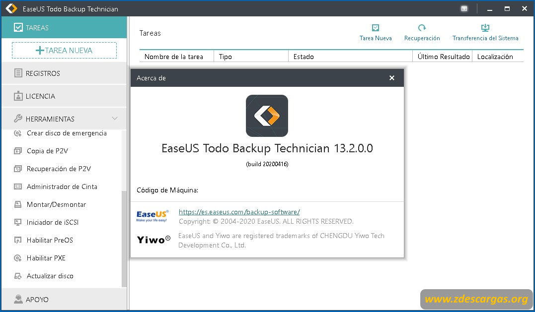 EaseUS Todo Backup All Editions Full mega