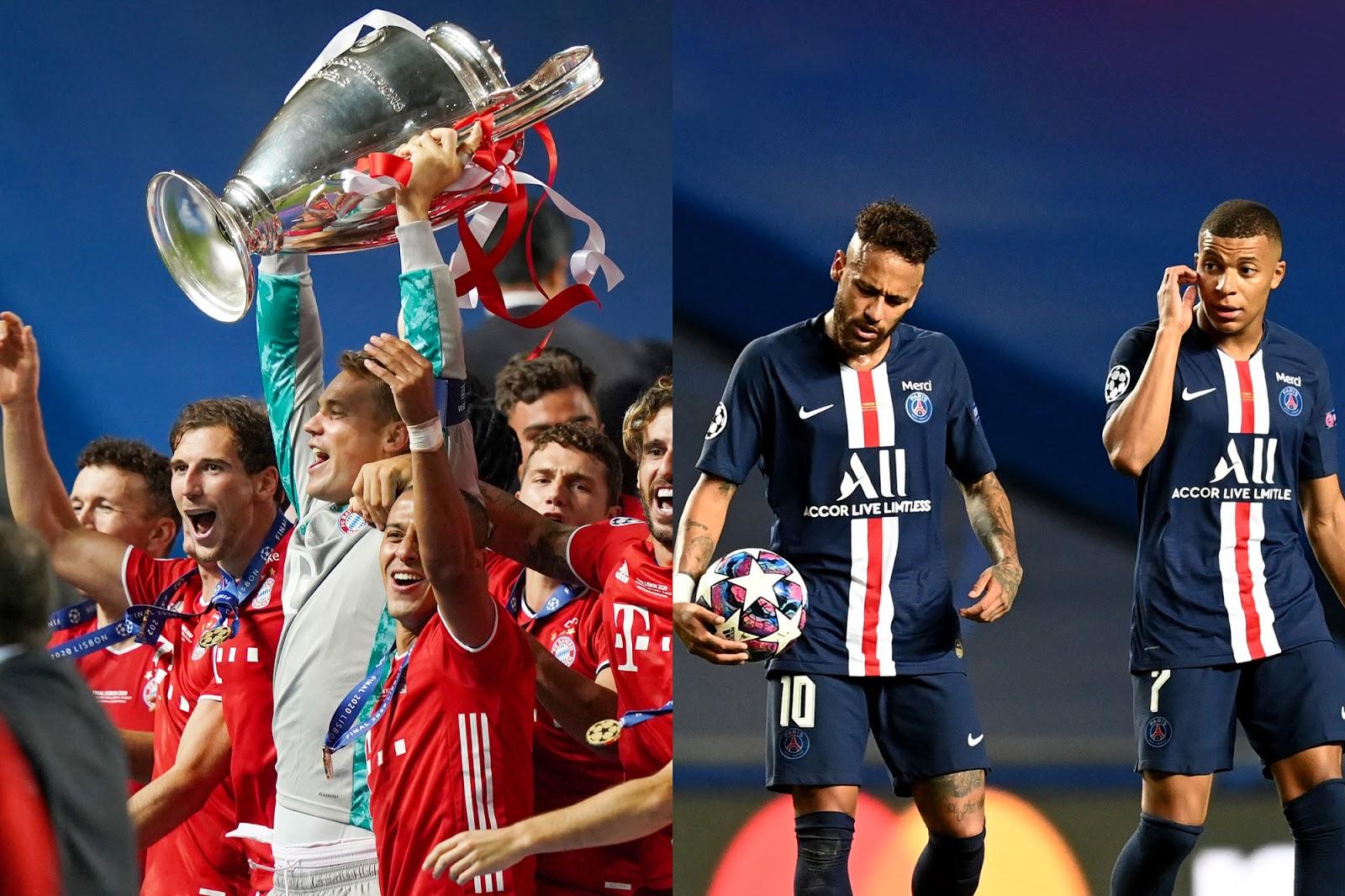 geld champions league