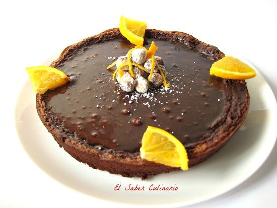 tarta-chocolate-avellanas-naranja-paso-a-paso