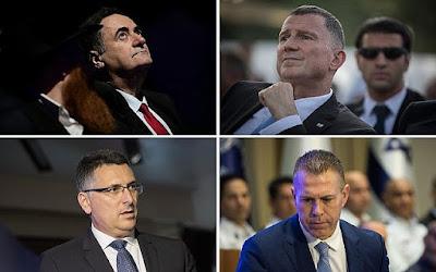 Reportagem de TV diz que os principais líderes do Likud trabalham nos bastidores para expulsar Netanyahu