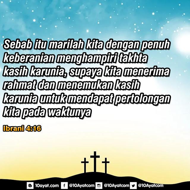 Ibrani 4:16