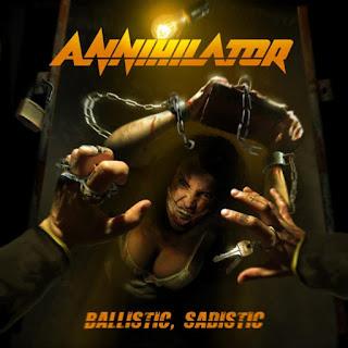 """Το βίντεο των Annihilator για το """"I Am Warfare"""" από το album """"Ballistic, Sadistic"""""""