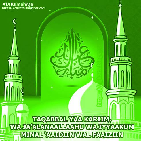 Sejarah Idul Fitri Sejarah Hari Raya Islam Cgkata