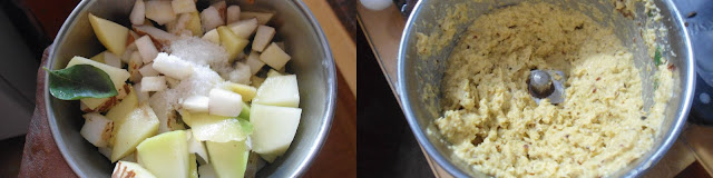 Mango Chutney | Mango-Coconut Thogayal/Thuvaiyal