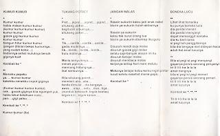 icha cidi album kumur-kumur http://www.sampulkasetanak.blogspot.co.id