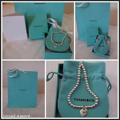 Tiffany Co Return To Bead Bracelet