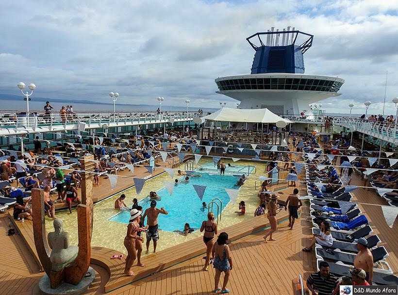 Navio - Diário de Bordo: cruzeiro pelo Caribe