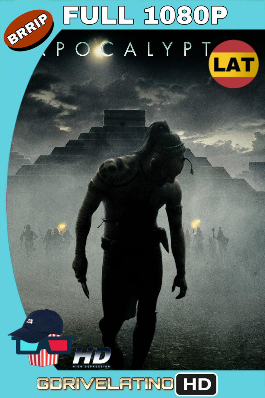 Apocalypto (2006) BRRip FULL 1080p (Latino-Maya) MKV