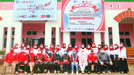 KSR PMI Unit Undhari Gelar Lomba dan Aksi Donor Darah