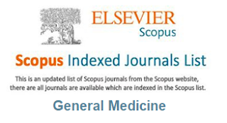 Free Scopus Indexed Journals in General Medicine