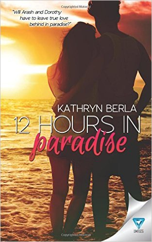 Will twelve hours be long enough to fall in love? This is a sweet, summer beach read.