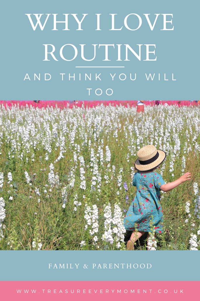 FAMILY: Why I Love Routine and Think you Will Too