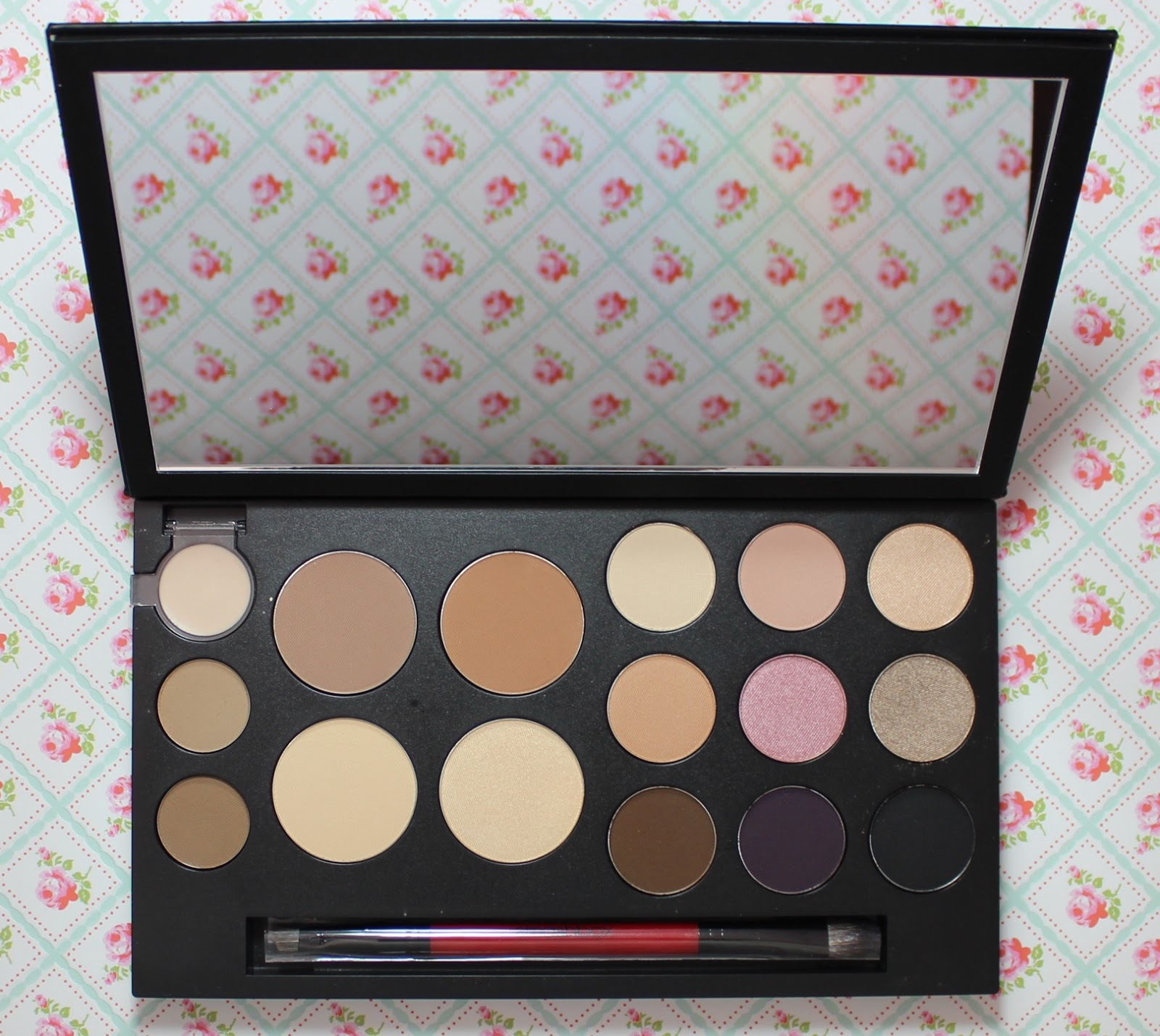 smashbox shapematters palette review contour 3in1