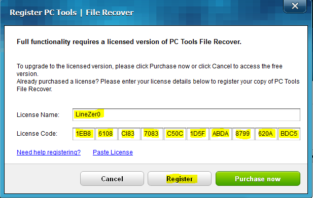 9.0.1.221 RECOVER FILE TÉLÉCHARGER TOOLS PC