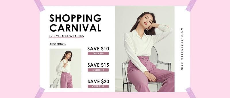 Prestarrs Winter Clothing Shopping