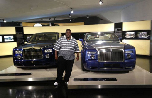 Royal Blessing: 'Sir' Wicknell Chivayo to Buy a Benz for ...
