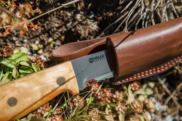 Helle Temagami Bushcraft Messer 01