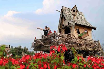 Spot Foto Farm House