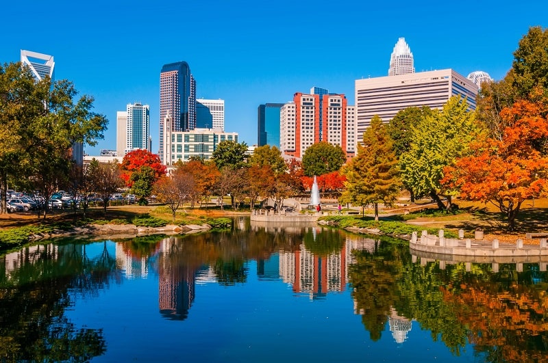 Top 8 Things To Do In Charlotte NC This Vacation!