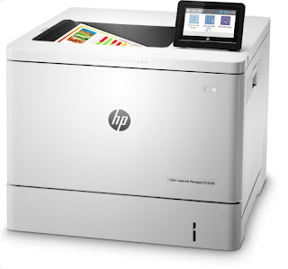 HP Color LaserJet Managed E55040dw Drivers, Review, Price