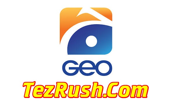 Geo Middle East TV Channel Official Logo 2018 TezRush