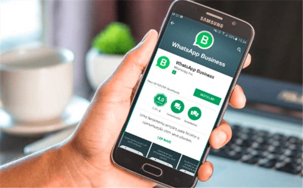 how to download whatsapp business app on android