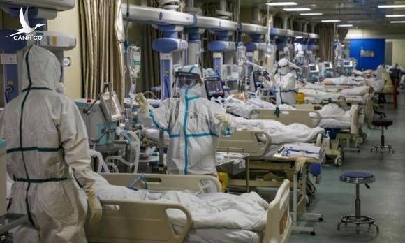 Thêm gần 5.000 người nhiễm virus corona