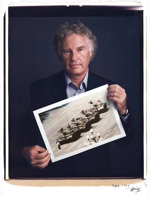 【影像故事】拍下那些經典的攝影師,究竟是誰? - Jeff Widener - Beijing 1989