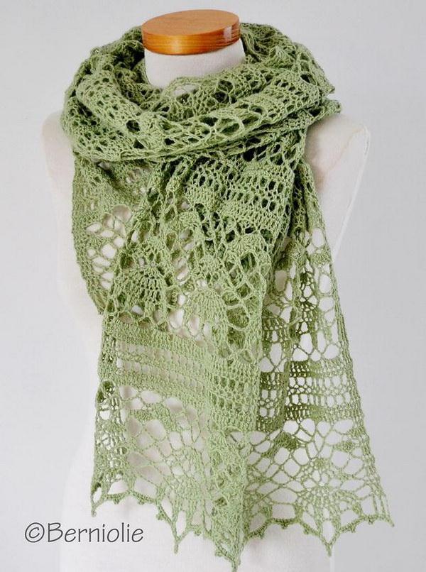 Crochet Shawl / wrap - Classy