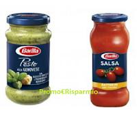 Logo Barilla: diventa tester Salsa Pronta Datterini e Pesto alla Genovese