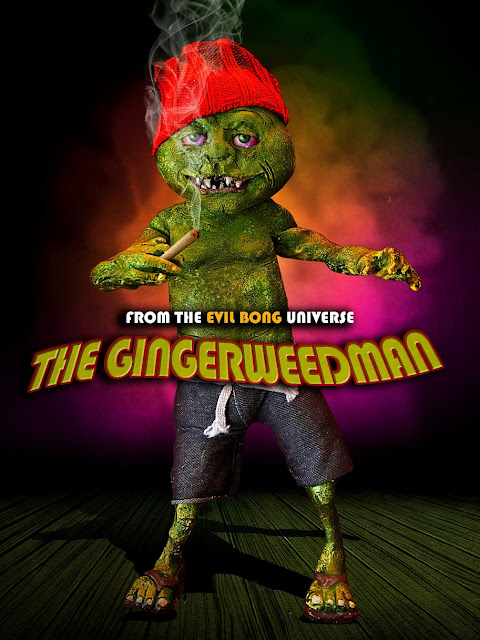 'The Gingerweed Man': Full Moon produce un spin-off de 'Evil Bong'