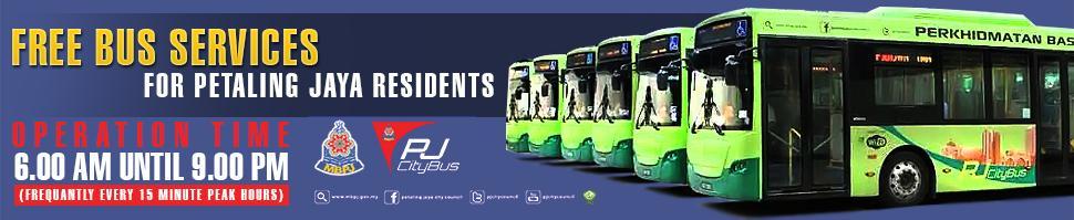 PJ City Bus Free Bus Services ...