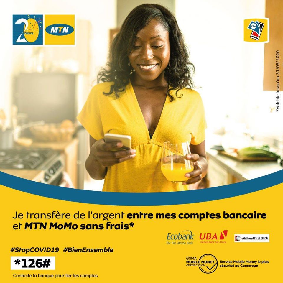 Measures Taken by MTN Cameroon for the Fight Against Covid-19
