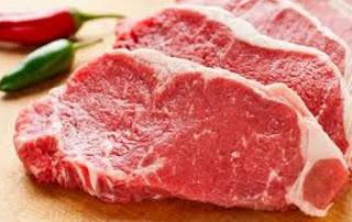 daging bikin susah bab, penyebab susah buang air besar
