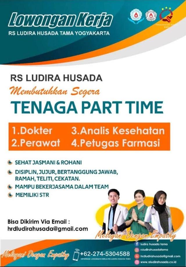 Loker Dokter RS Ludira Husada Yogyakarta