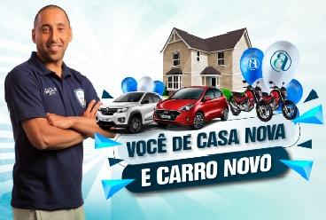 Promoção AllCare Benefícios Você de Casa Nova e Carro Novo 2020 2021