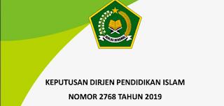 Juknis Penyelenggaraan Pendidikan Inklusif di RA (Dirjen Pendis Nomor : 2768 Tahun 2019)