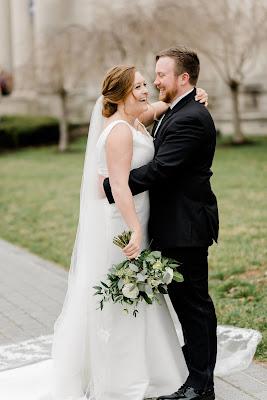 Forest Park St. Louis Wedding Photographer, Black white gold Wedding