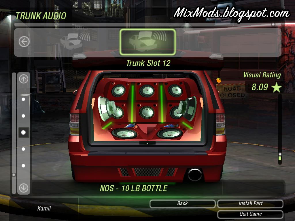 download crack no cd need for speed underground 3 bertyltrading. Black Bedroom Furniture Sets. Home Design Ideas
