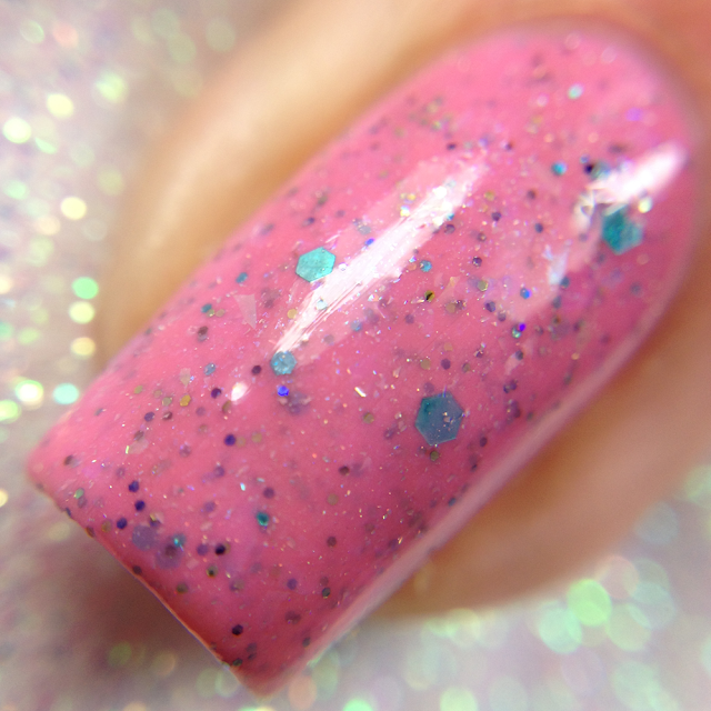 Ms. Sparkle-Polly Pocket