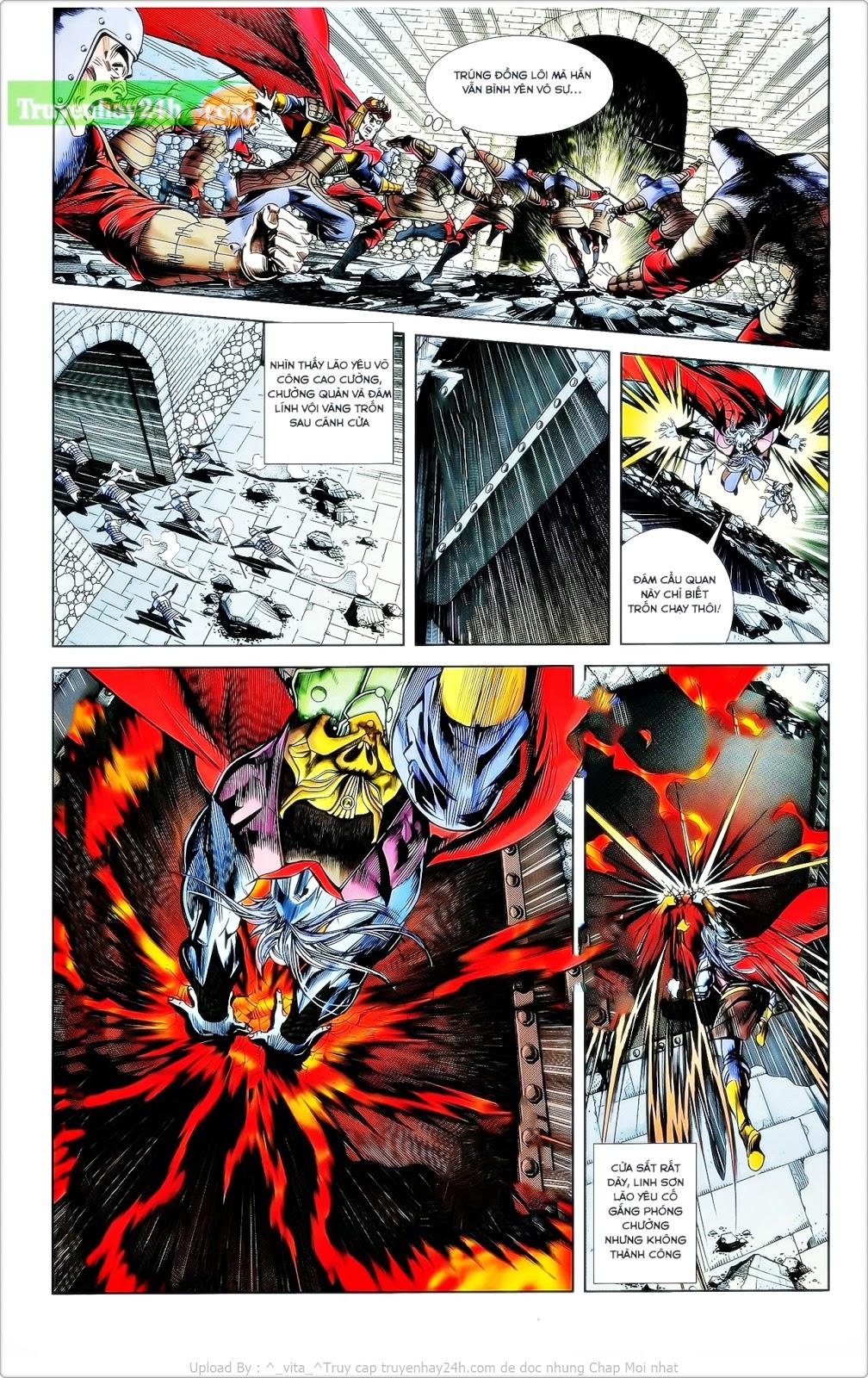 Tần Vương Doanh Chính chapter 26 trang 4