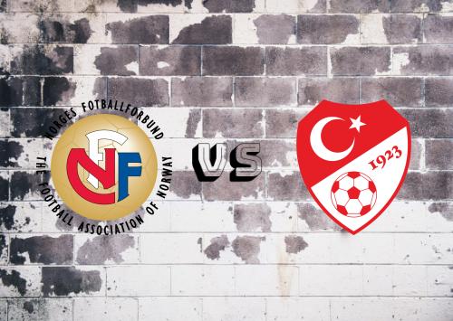 Noruega vs Turquía  Resumen y Partido Completo